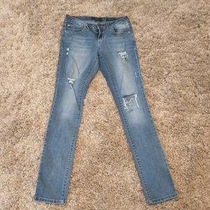 Size 26 skinny jeans